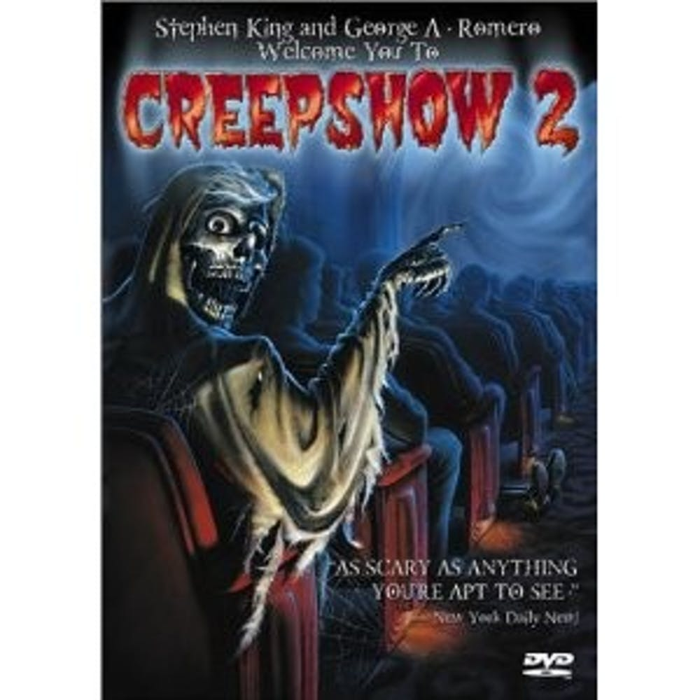Grindhouse Review: 'Creepshow 2: Old Chief Wooden Head'