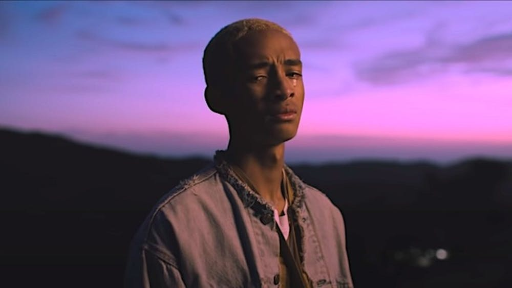 "Jaden Smith releases an emotionally beautiful music video for SYRE track ""Ninety"""
