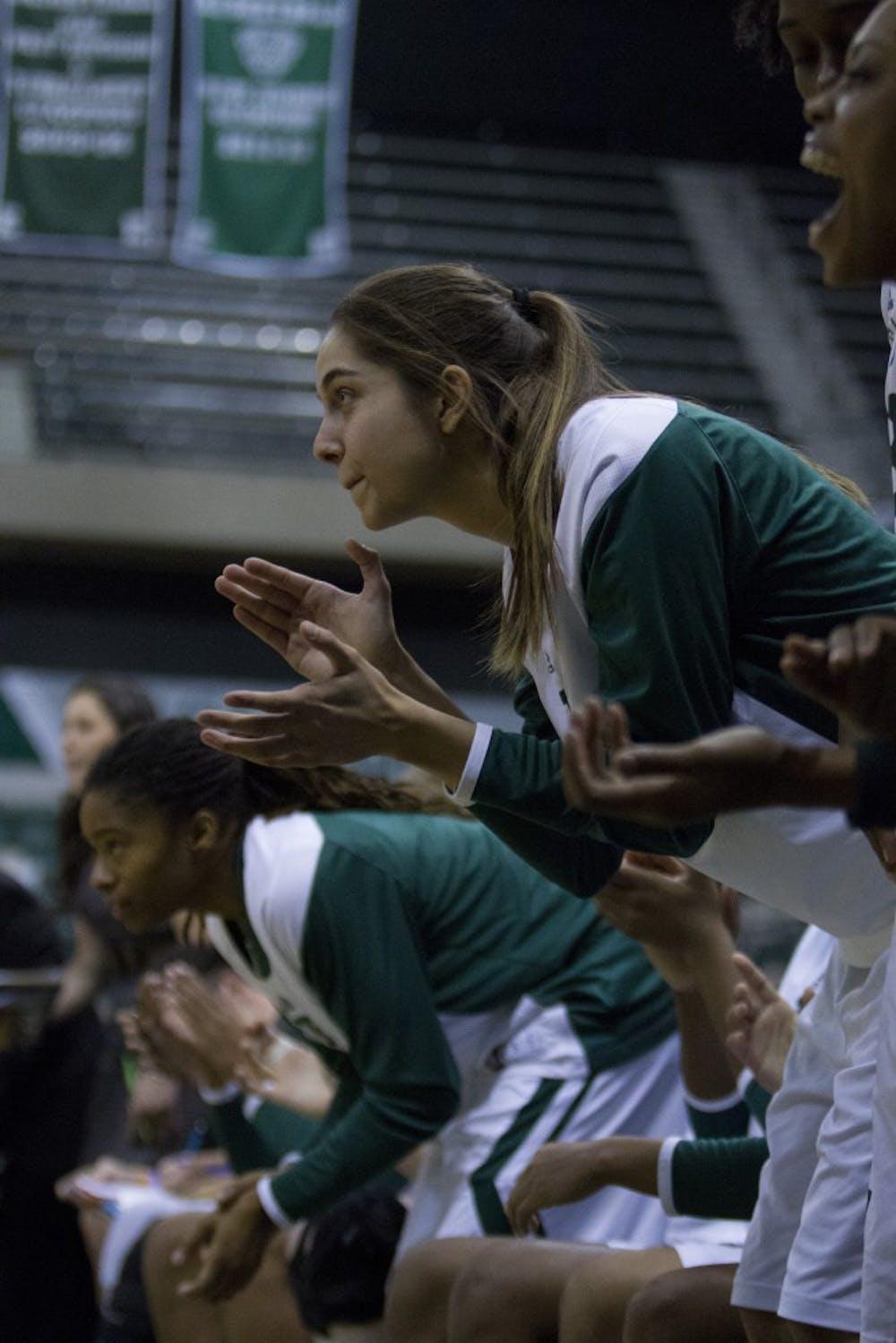 EMU's women's basketball team beats Cleveland State 71-68