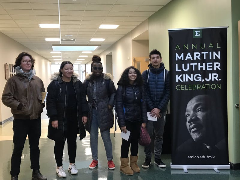 MLK Opening Celebration Reception and Essay Scholarship Showcase