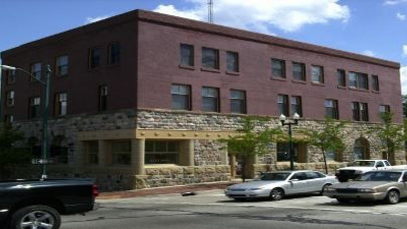 The Ypsilanti City Hall Building (Photo courtesy of the City of Ypsilanti)