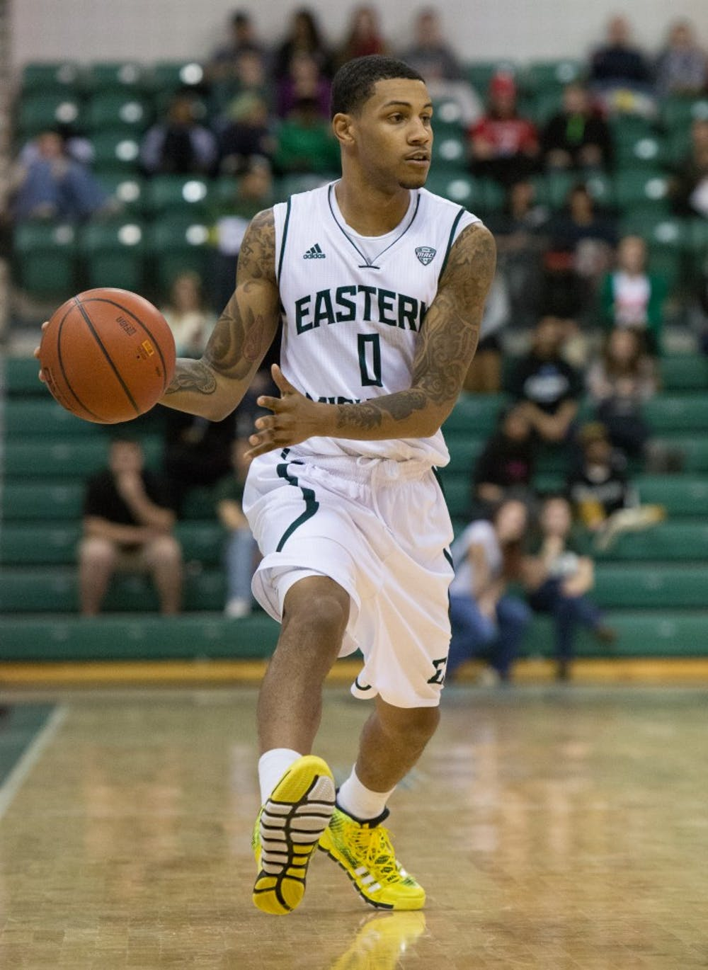 EMU point guard cruises as MAC West Player of the Week