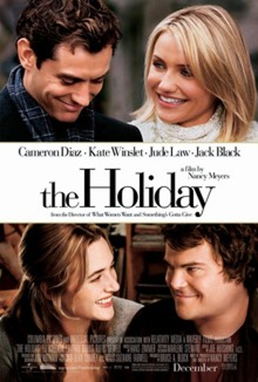"""The Holiday"" is a charming movie worth putting on anytime of the year"