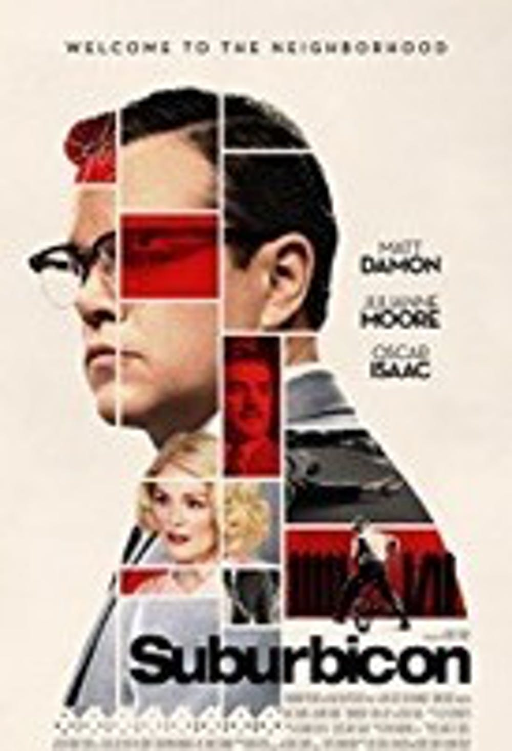 """Don't Be Conned by """"Suburbicon"""""""