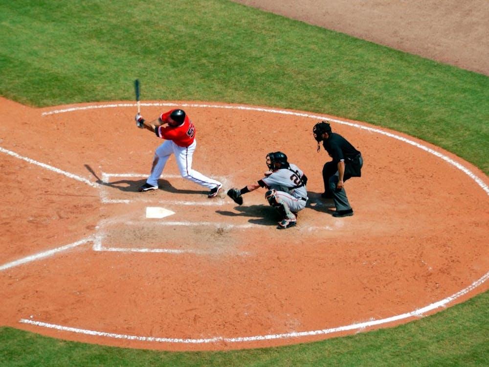 Boston Red Sox host San Francisco Giants at Fenway Park in Boston.