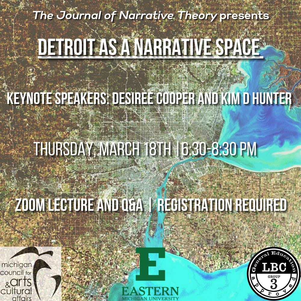 The Journal of Narrative Theory set to host their 2021 Dialogue event following flash nonfiction writing contest