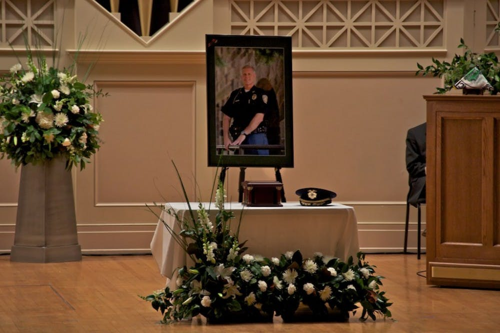 EMU Chief of Police Greg O'Dell remembered