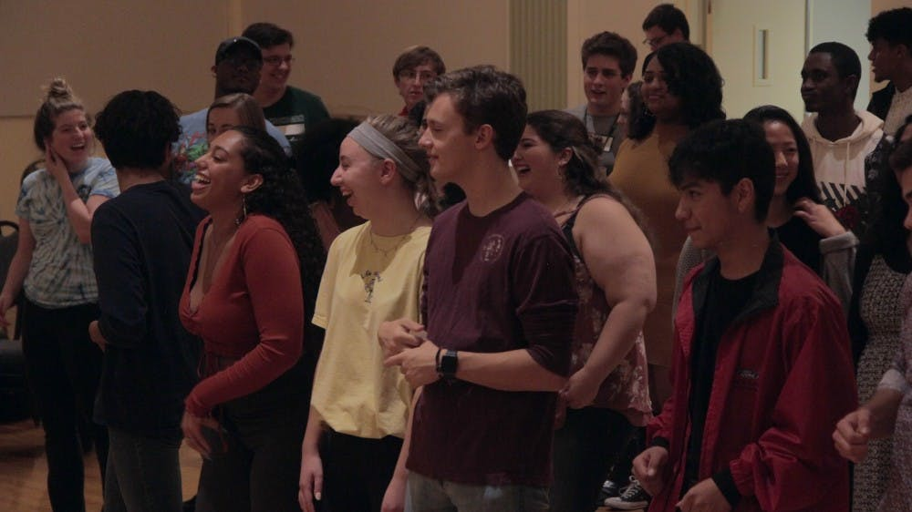 EMU students celebrate Latin Night