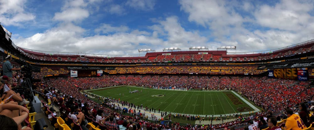 Opinion: It's time for the Washington Redskins to change their name