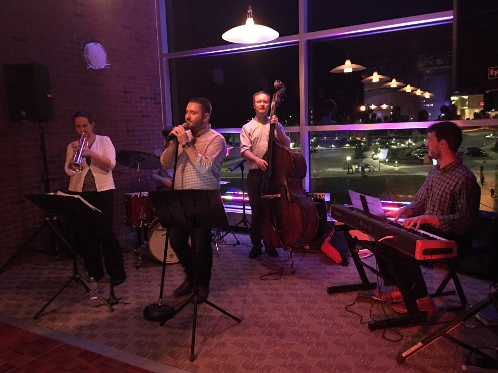 Jazz at the Sky Lounge