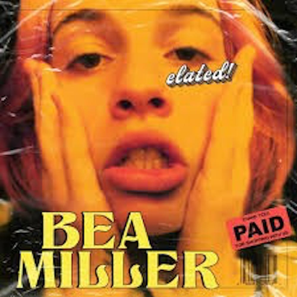 """Bea Miller's talent shines bright on new EP """"elated!"""" with raw and relatable lyrics, as well as a variety of sound."""