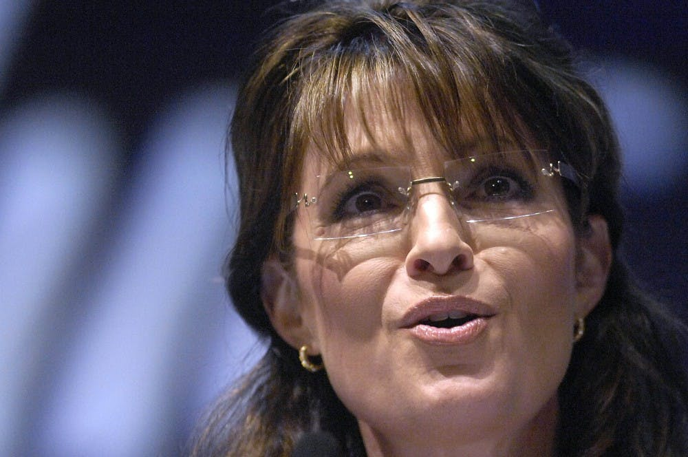 Palin may move to run for presidency