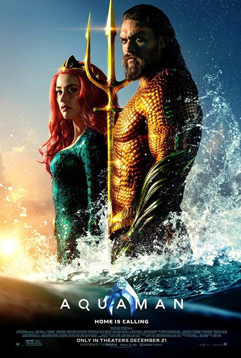Aquaman is a sea of bliss