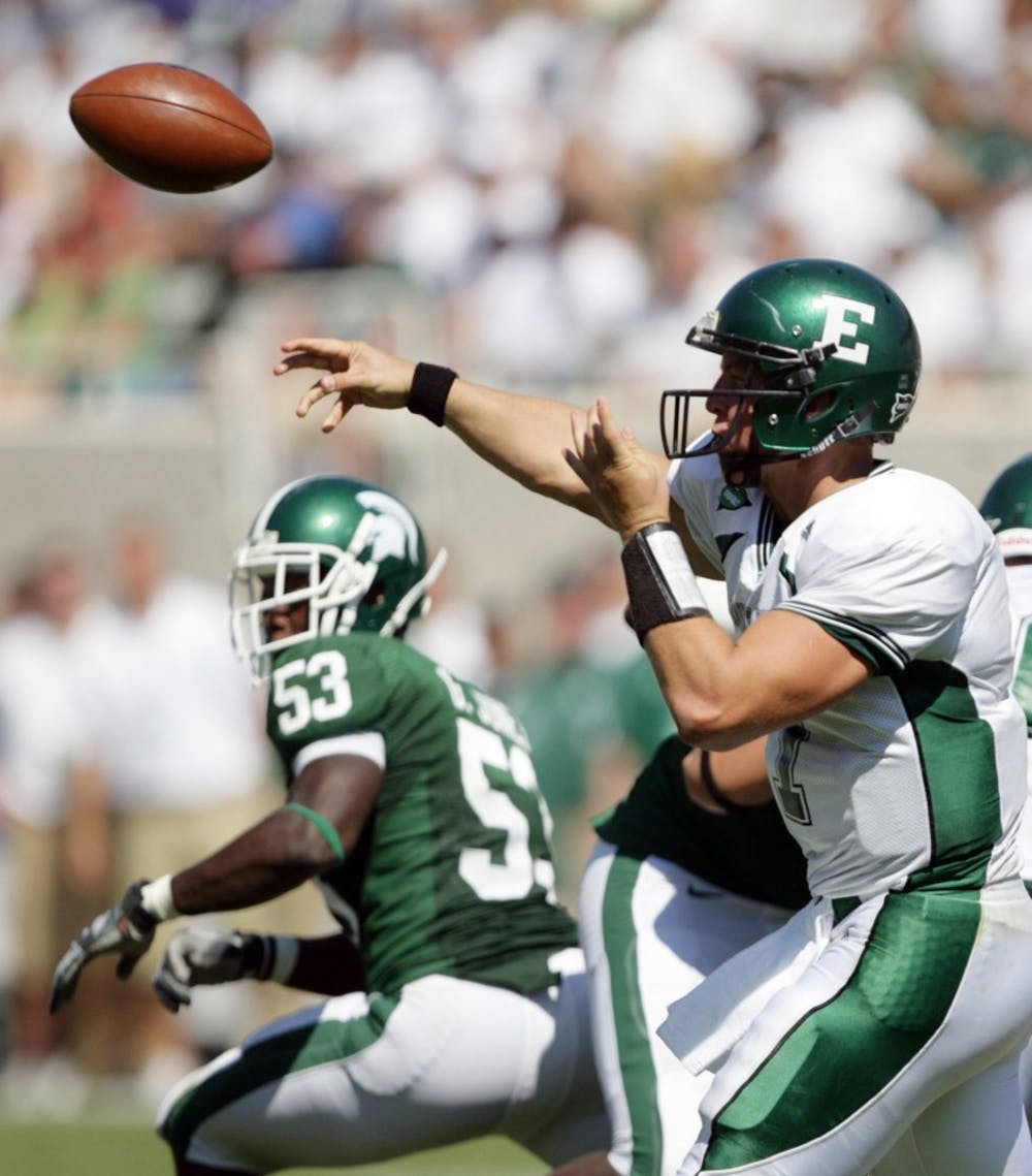 Eagles gear up for Army