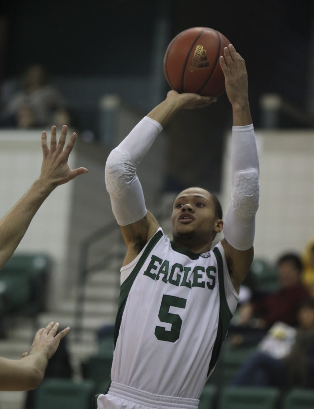 Eagles end 2012 with 87-49 win against Siena Heights