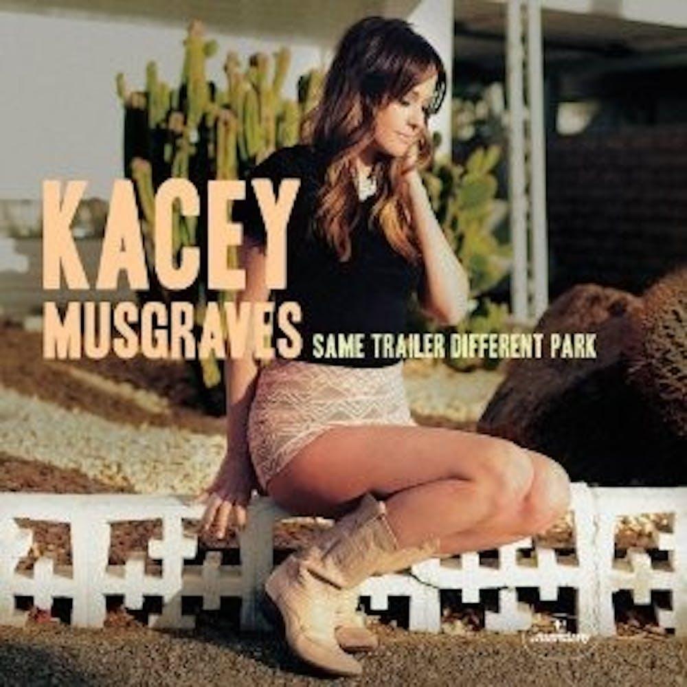 Matt on Music: Kacey Musgraves' 'Same Trailer Different Park'