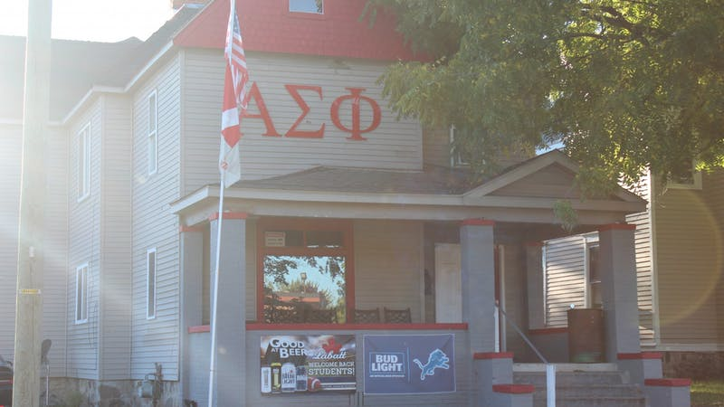 EMU students demand the university to remove fraternities after former students claimed to be allegedly sexually assaulted at EMU's Alpha Sigma Phi.