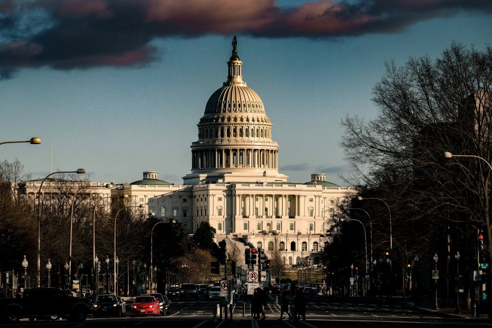News Brief: Spending Bill Opens the Government for Three Weeks