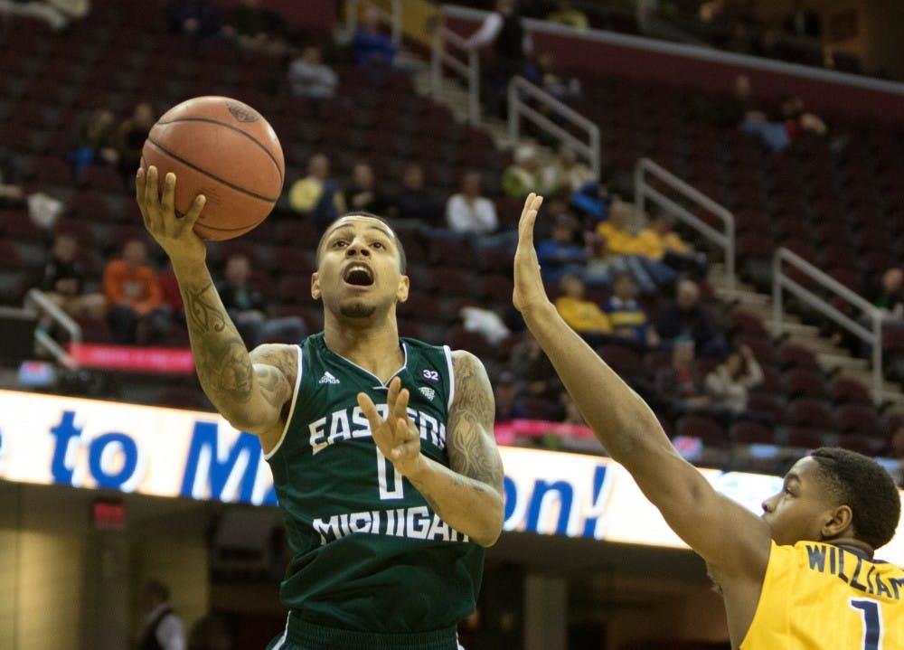 EMU basketball to play in CBI tournament