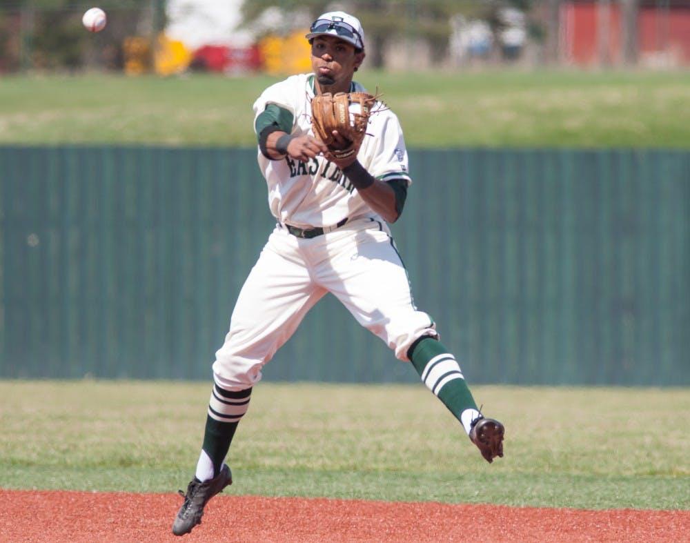 EMU baseball team loses three games to University of Miami