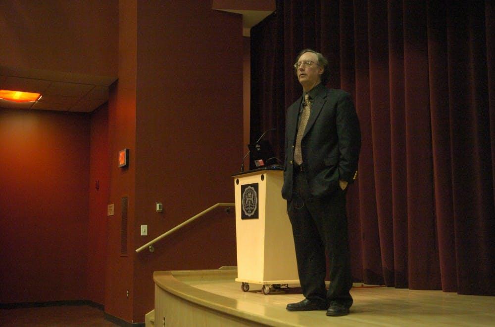U-M Professor talks of Middle East