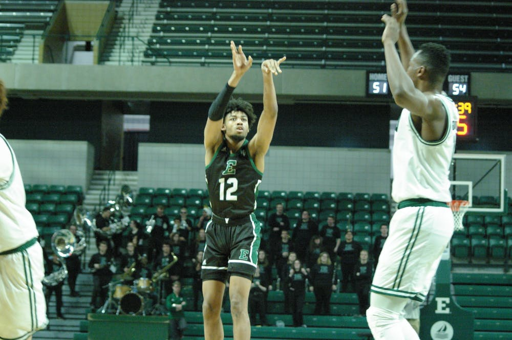 Eastern Michigan takes down Buffalo at home for second consecutive victory