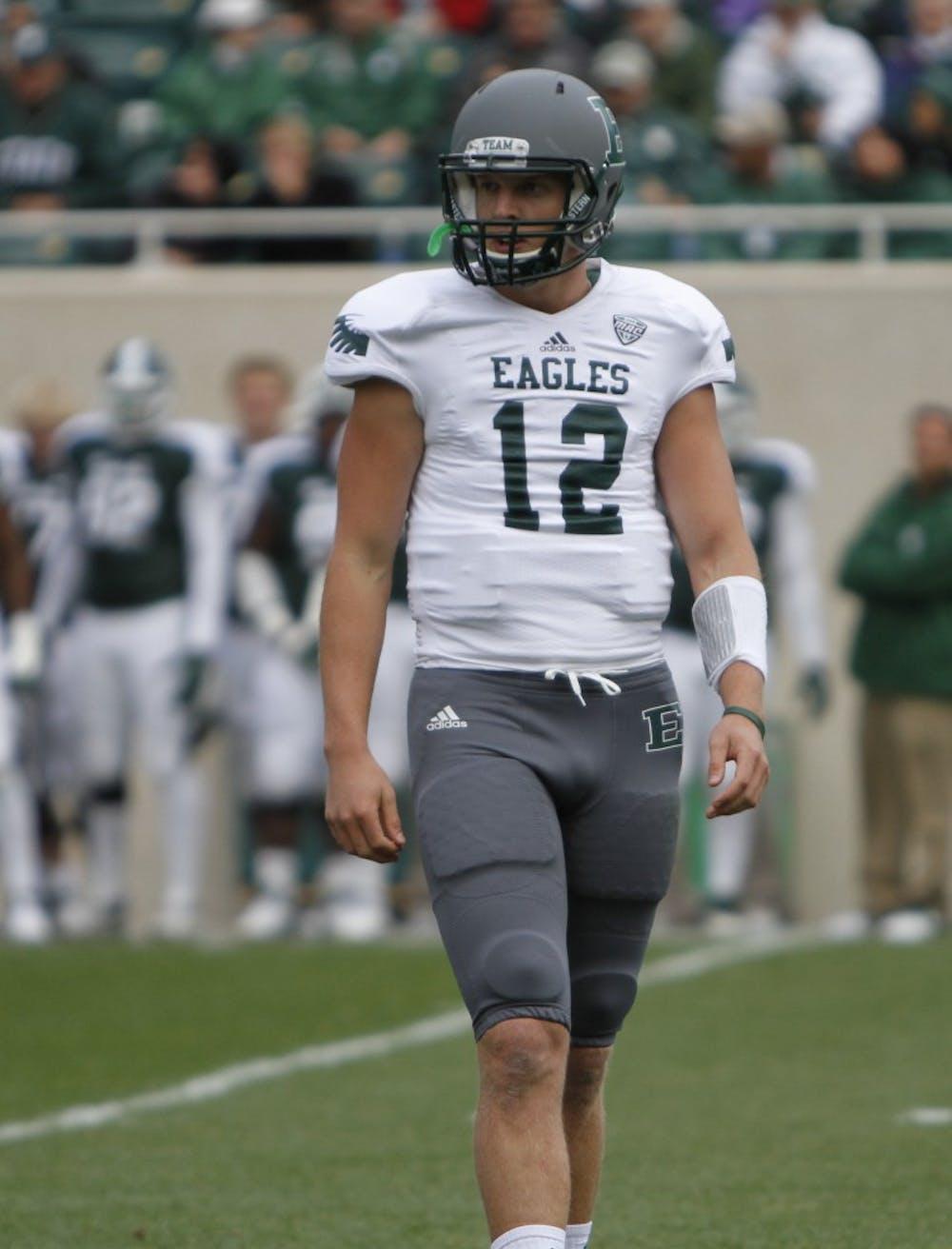 EMU football blown out by Buffalo, 42-14