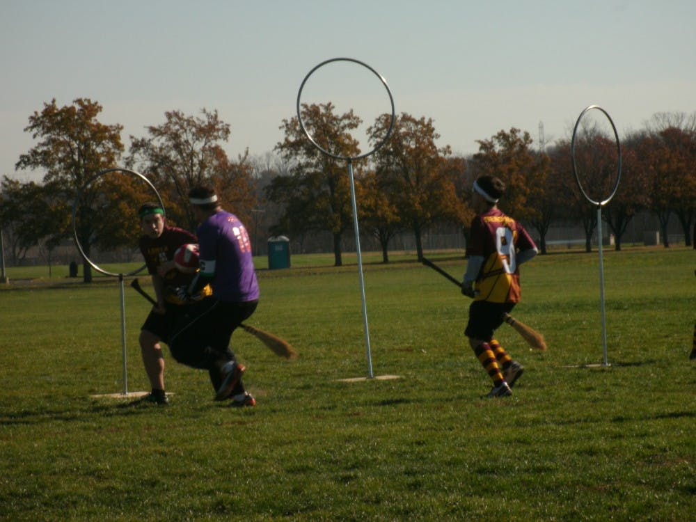 EMU has a wide array of club and intramural sports for students.