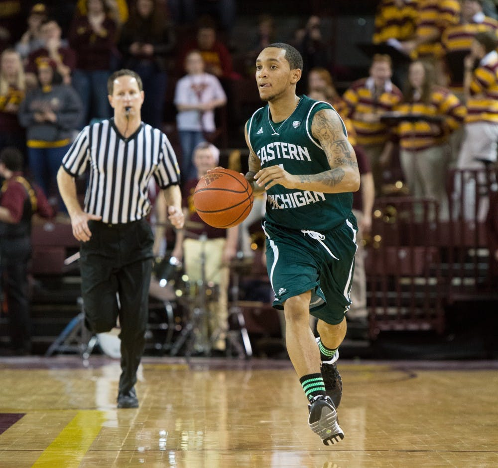 EMU holds off a late CMU surge to win 72-59