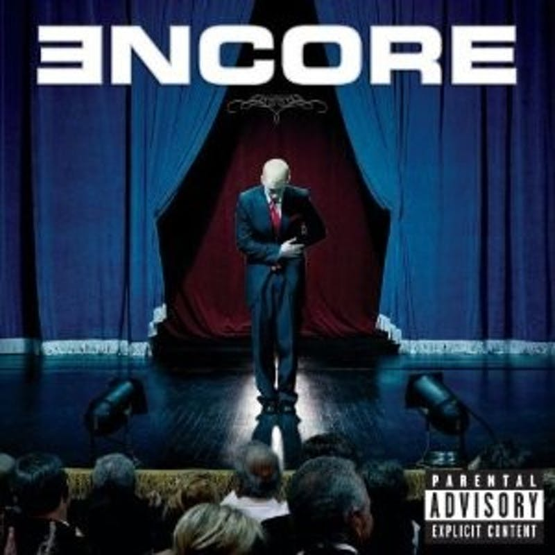 'Encore' shows Eminem at his most humble.