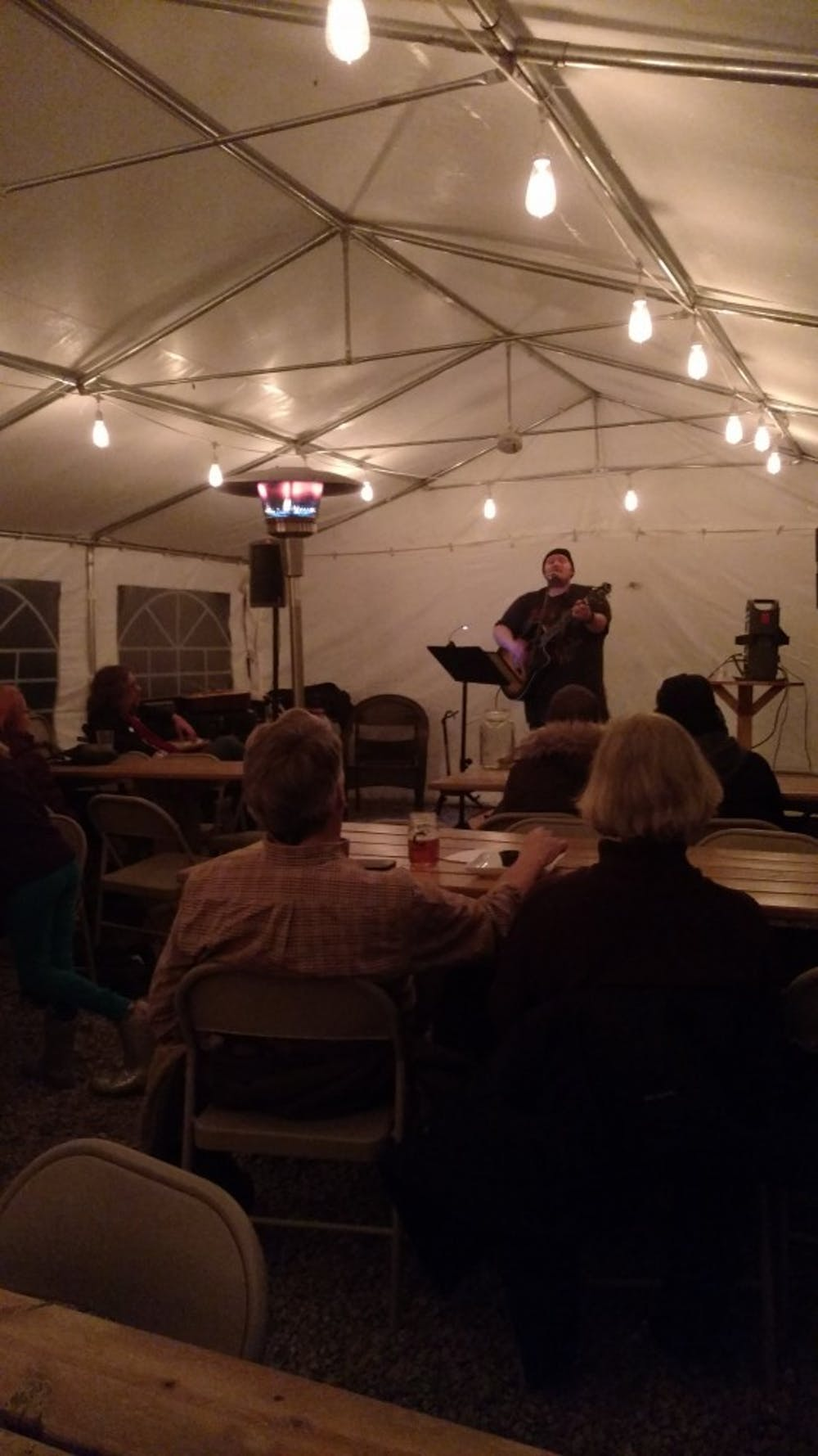 Songwriter Sunday at Cultivate Coffee and Tap House