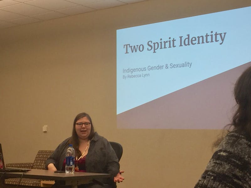 Two-Spirit Identity Presentation 2019