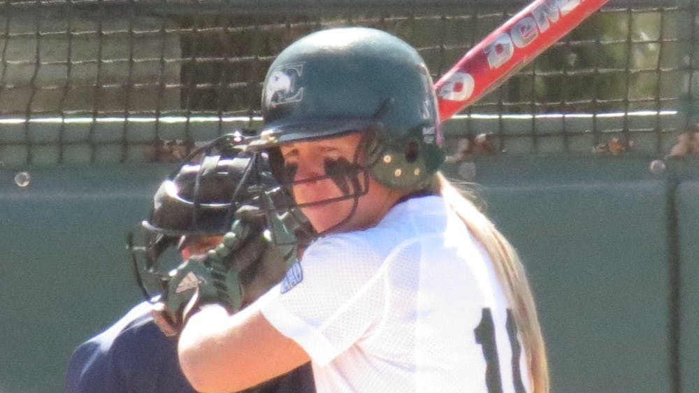 Senior Courtney Nicholson: 'Great hitter' despite early season injury