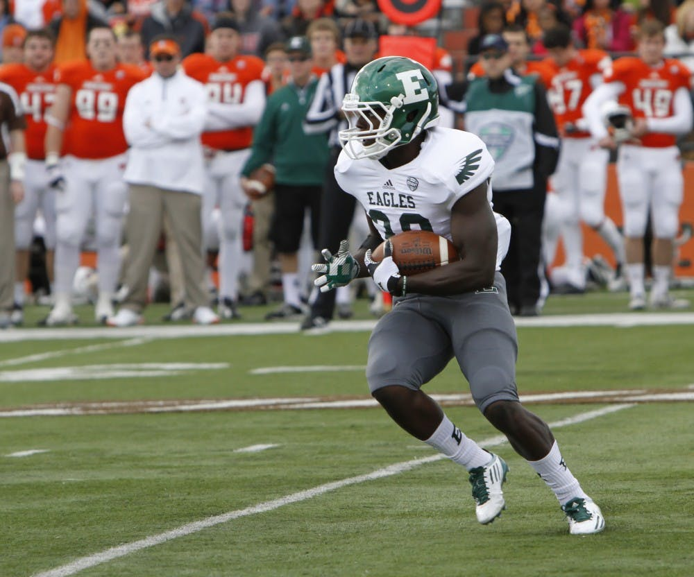 Eagles offense offensively bad at BGSU