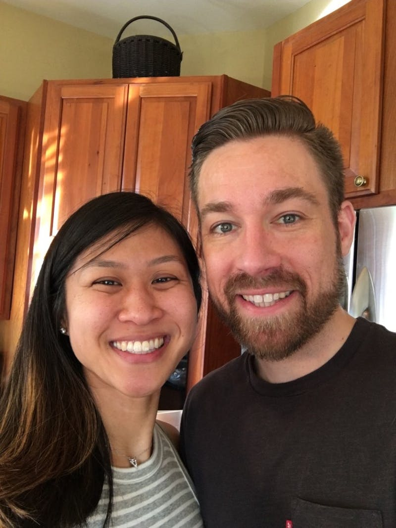 Howell is also happy to announce his engagement to his partner, Leslie, who plans to join him and Cal in California.