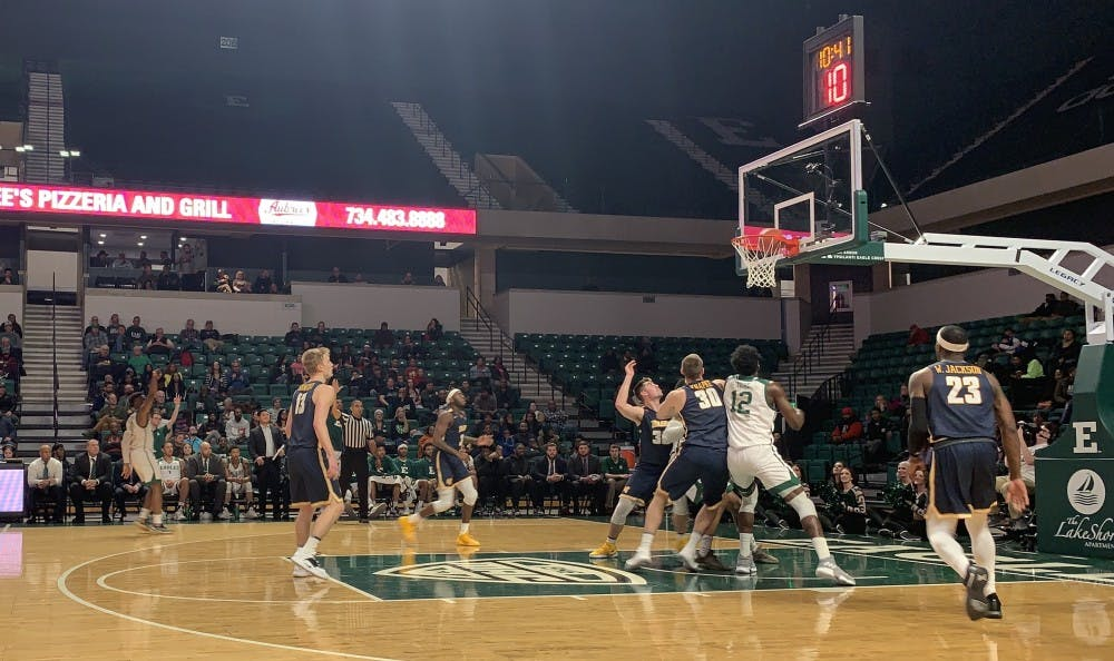 EMU Men's Basketball: Looking Ahead