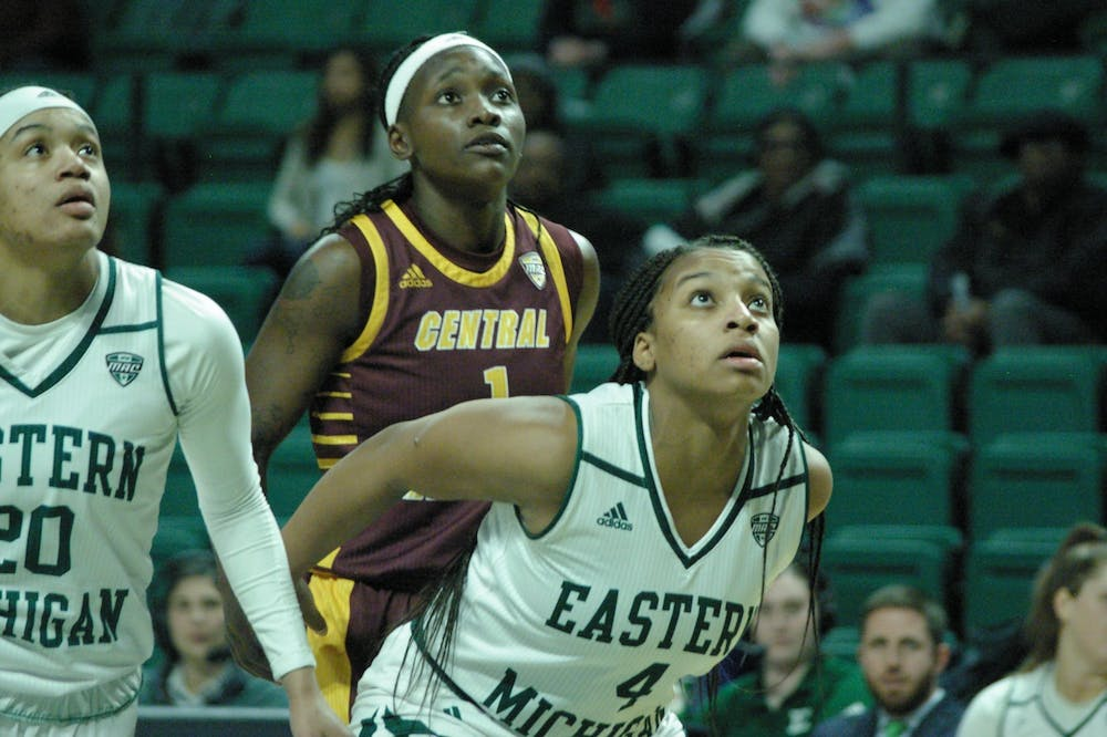 EMU women's basketball loses regular season finale