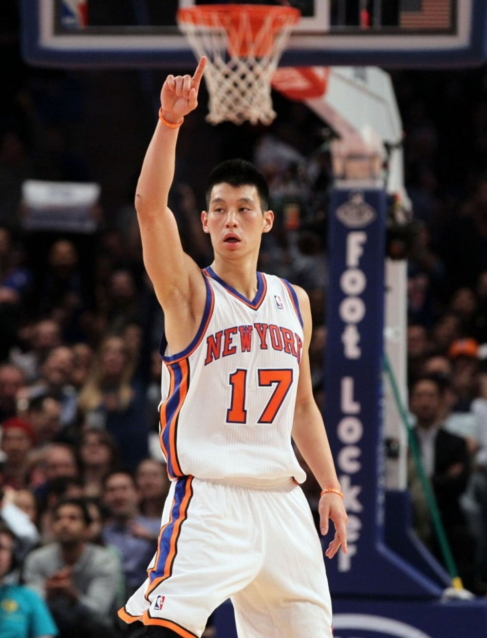 cheap for discount f8fc7 a862d Why the story of Jeremy Lin is so intriguing - Elon News Network