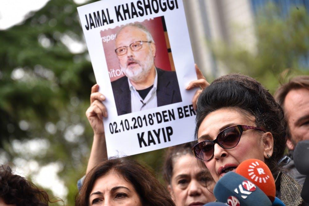 Dominant Media for Khasoggi