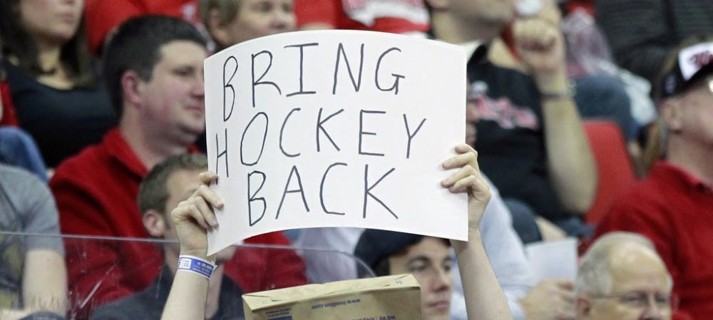 NHL lockout is over, fans return excited yet hurt - Elon News Network