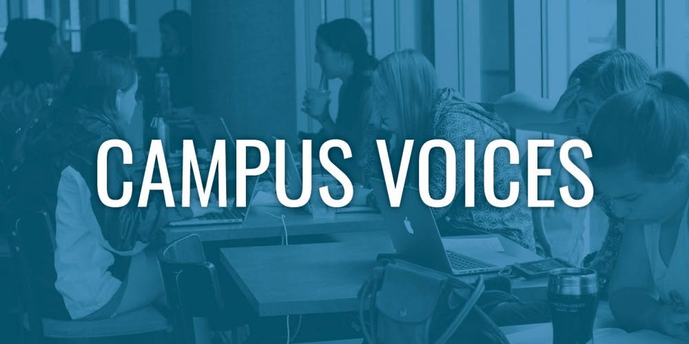 Campus Voices Graphic