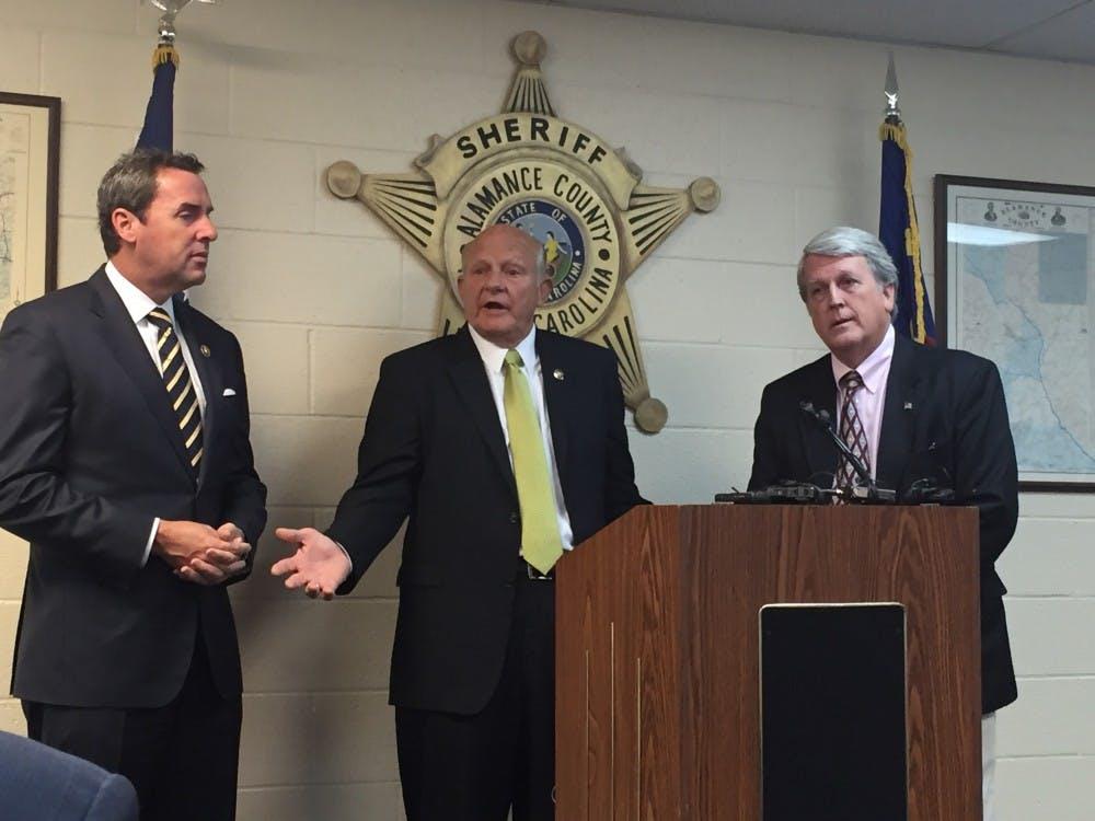 County Sheriffs Department Reached - Keshowazo