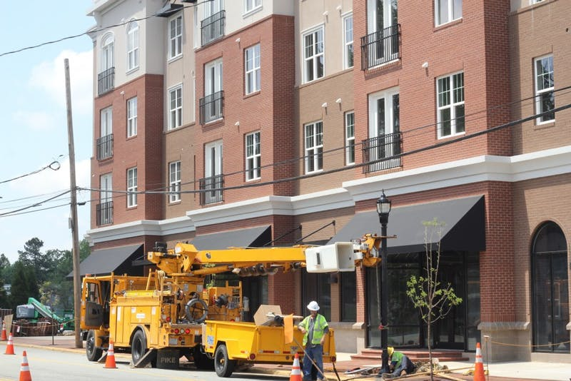 Park Place Fully Booked With Upperclassmen Ground Floor Plans Undetermined Elon News Network