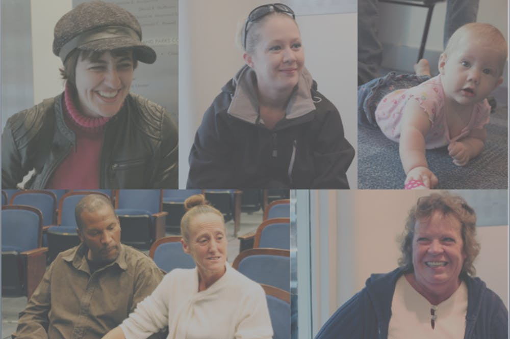 Homeless and hopeful below the Alamance County poverty line