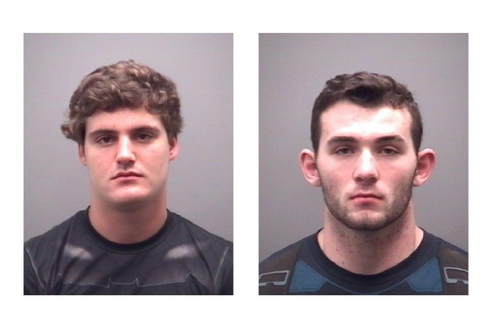 Backup quarterback, one other Elon student arrested Sunday - Elon