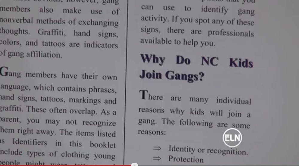 reasons to join a gang