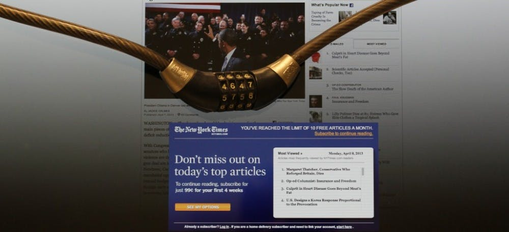 Breaking down the paywall: Looking at the newest strategy to