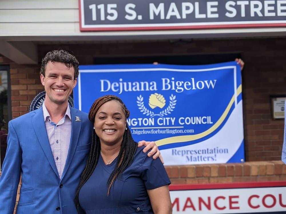 dejuana-bigelow-burligton-city-council