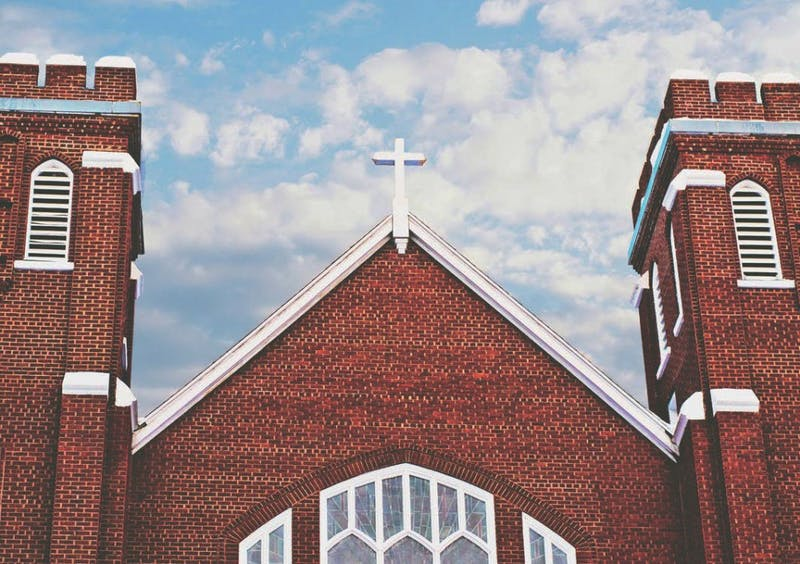 An established church away from home could be a spiritual lifeline.