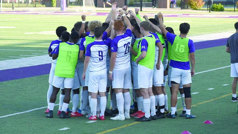Men's soccer will face off against Brescia in their opener on Saturday